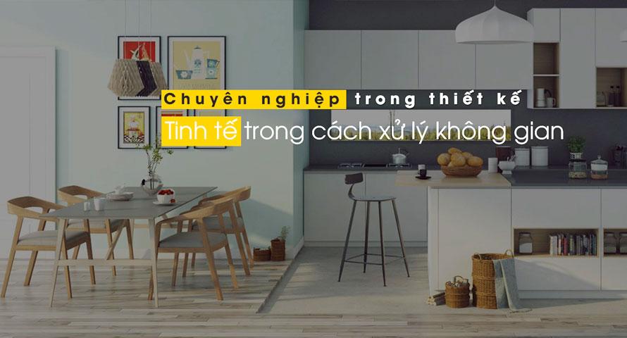 Banner thiết kế nội thất chuyên nghiệp