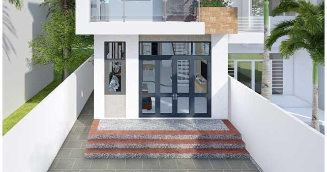Những lưu ý khi thiết kế nhà phố theo phong cách hiện đại