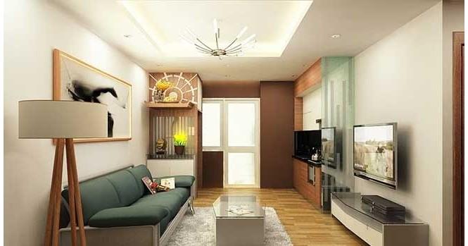 Top 5 mẫu thiết kế phòng khách chung cư đơn giản, độc đáo